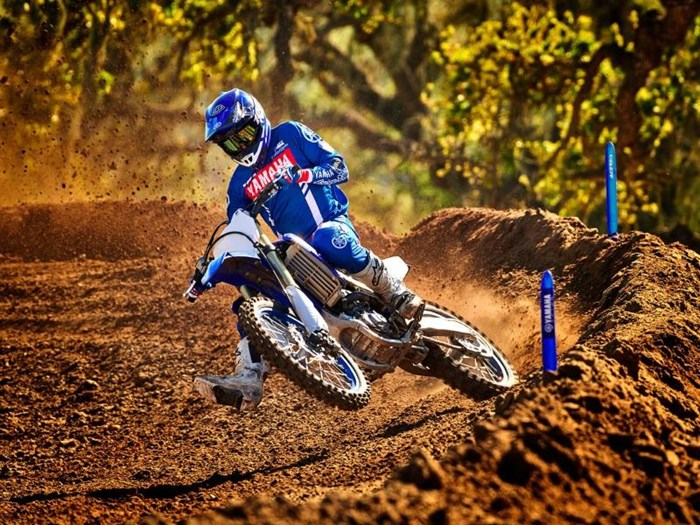 2019 Yamaha YZ250F Photo 8 sur 9