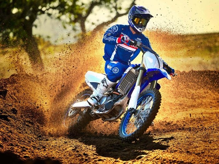 2019 Yamaha YZ250F Photo 9 sur 9