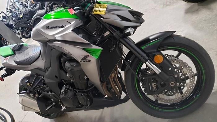 2016 Kawasaki Z1000 ABS Photo 5 of 8