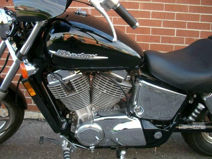 2003 Honda Shadow Spirit Photo 11 of 13