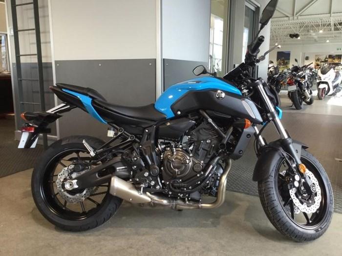 2019 Yamaha MT-07 Photo 1 sur 5