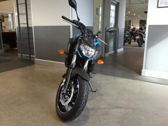 2019 Yamaha MT-07 Photo 2 sur 5
