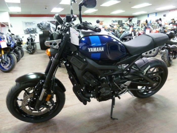 2019 Yamaha XSR900 Photo 4 of 7