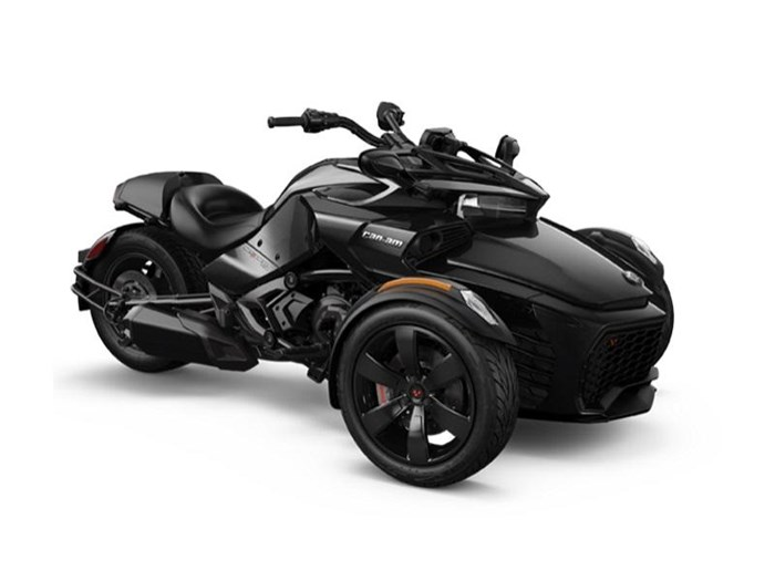 2019 Can-Am Spyder® F3 Photo 1 of 2
