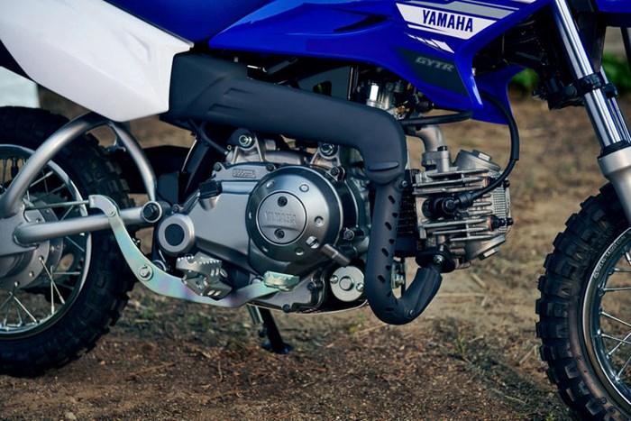 2018 Yamaha TT-R50E Photo 10 of 13