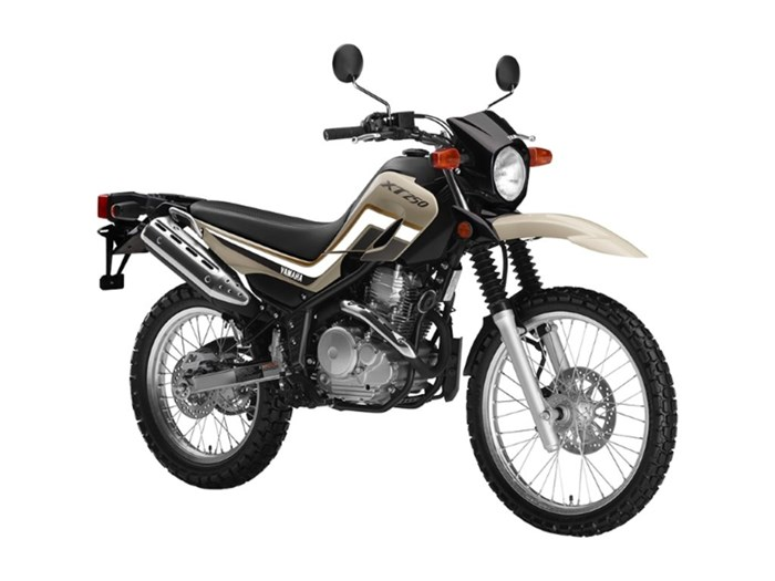 2019 Yamaha XT250 Photo 2 of 2