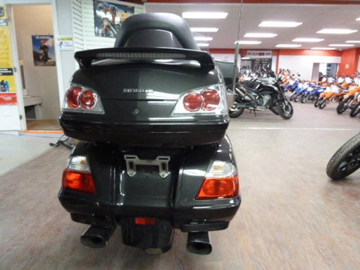 2010 Honda GL1800 AD Gold Wing Airbag Photo 7 of 12