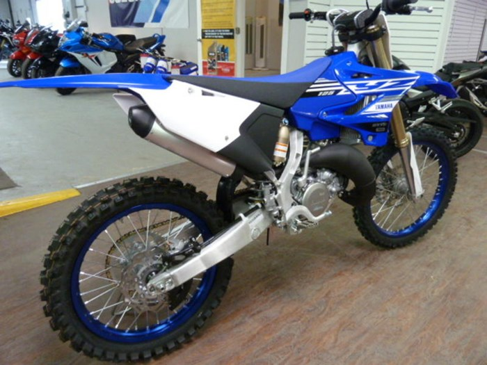 2019 Yamaha YZ125 (2-Stroke) Photo 2 sur 4