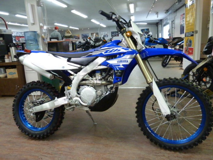 2019 Yamaha WR450F Photo 1 of 6