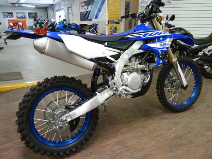 2019 Yamaha WR450F Photo 2 of 6