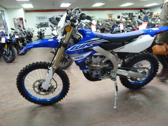 2019 Yamaha WR450F Photo 3 of 6