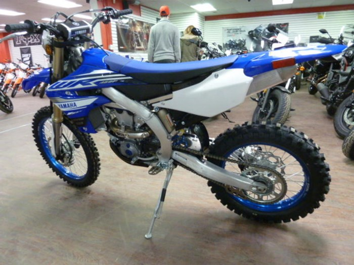 2019 Yamaha WR450F Photo 4 of 6