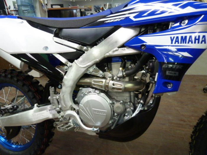 2019 Yamaha WR450F Photo 5 of 6