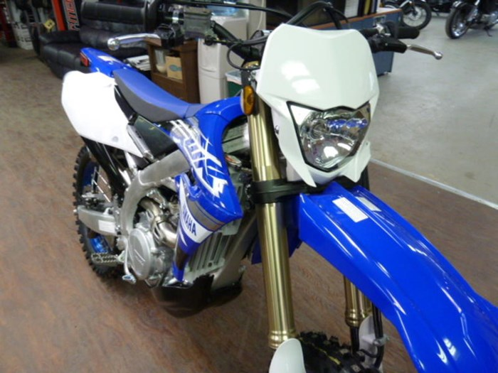 2019 Yamaha WR450F Photo 6 of 6
