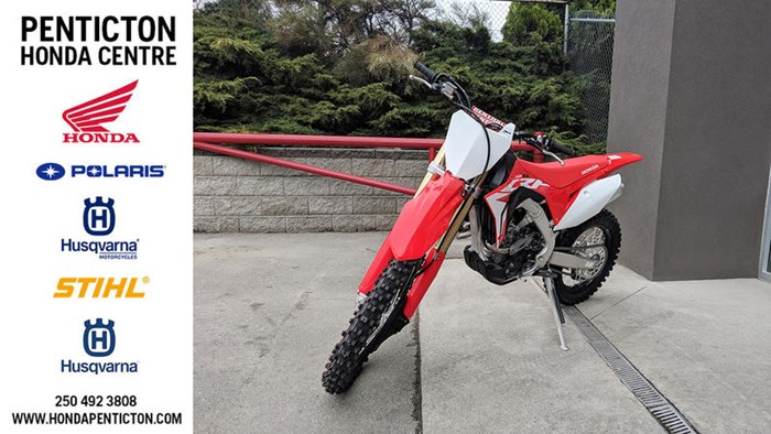 2019 Honda CRF250RX Photo 1 of 3