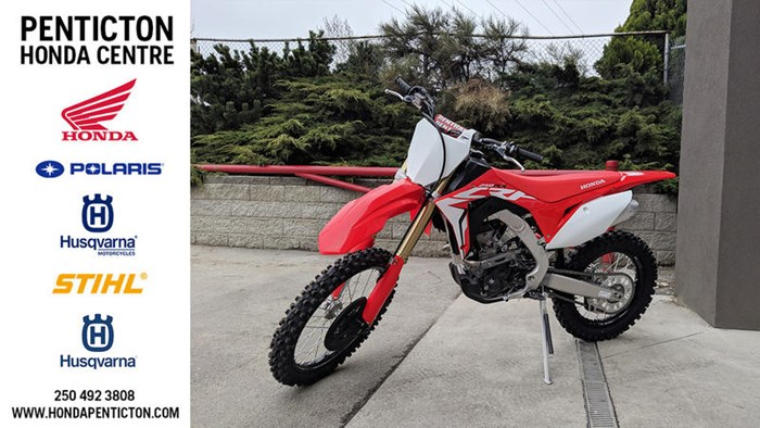2019 Honda CRF250RX Photo 3 of 3