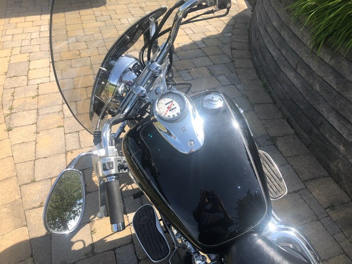 2006 Yamaha V-Star 650 Silverado Photo 5 of 8