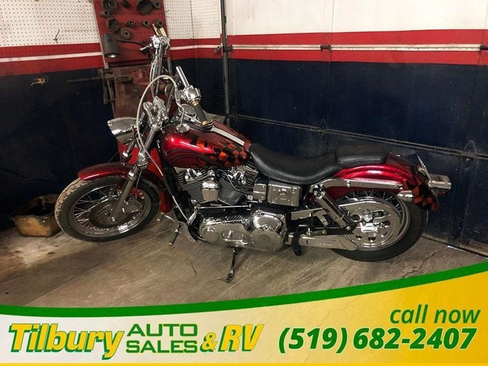 2002 Harley-Davidson FXDL Dyna Low Rider Photo 1 of 20