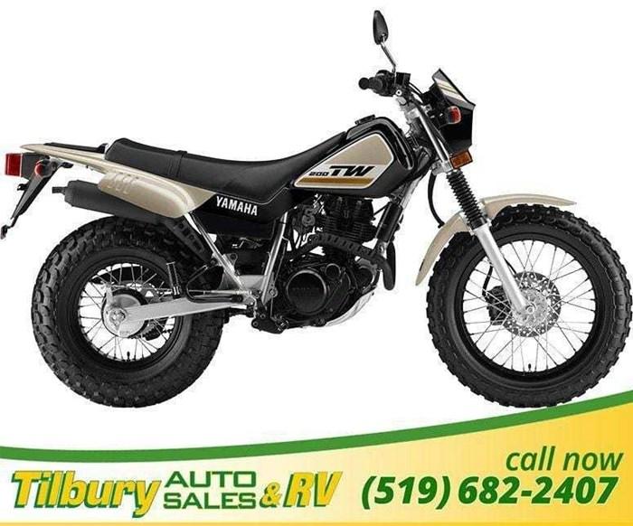 2019 Yamaha TW200E Photo 1 of 10