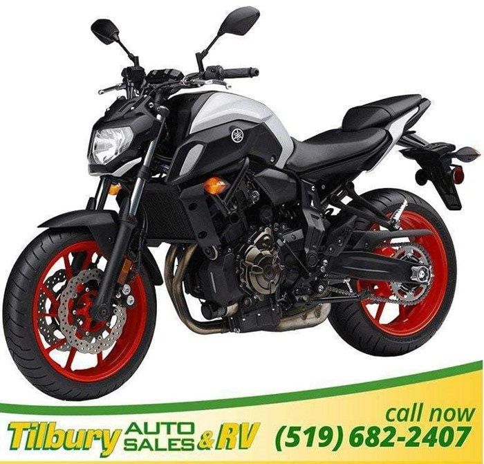 2019 Yamaha MT-07 Photo 11 of 11