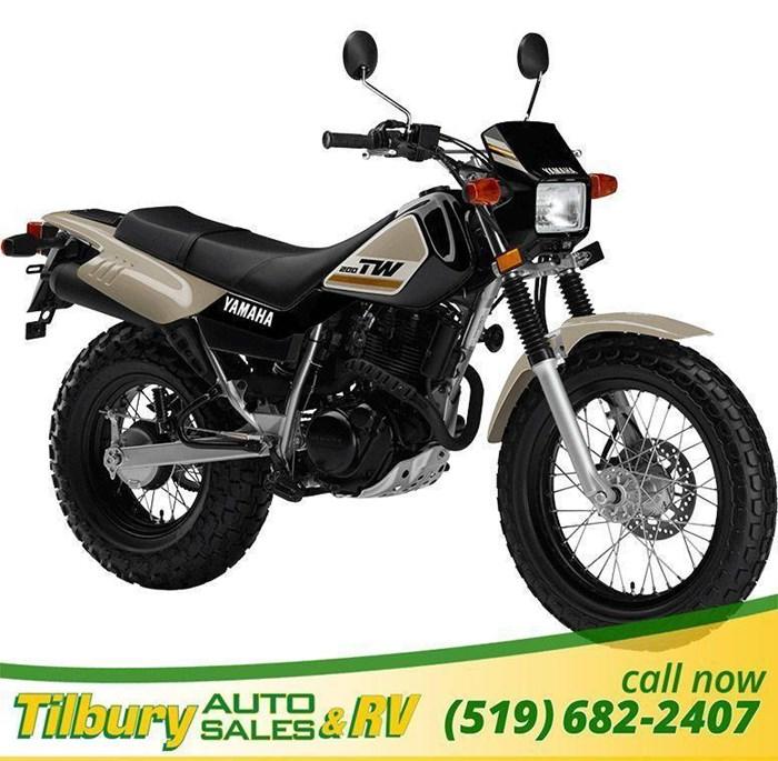 2019 Yamaha TW200E Photo 3 of 11
