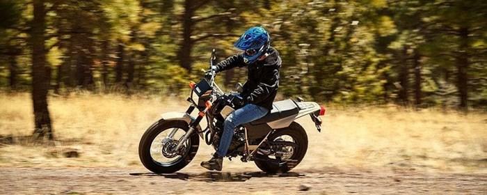 2019 Yamaha TW200E Photo 6 of 11