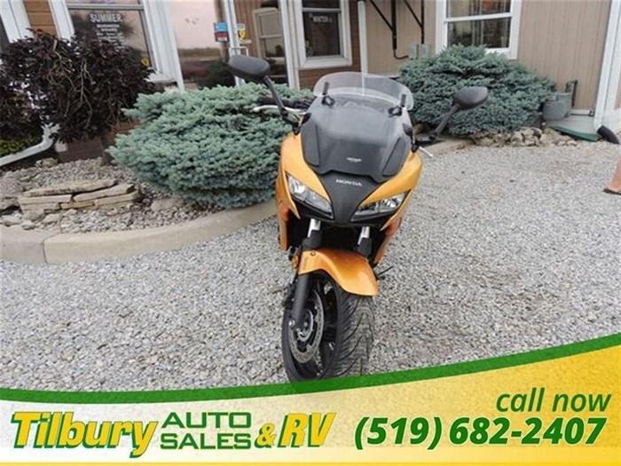 2010 Honda CBF1000 Photo 3 of 16
