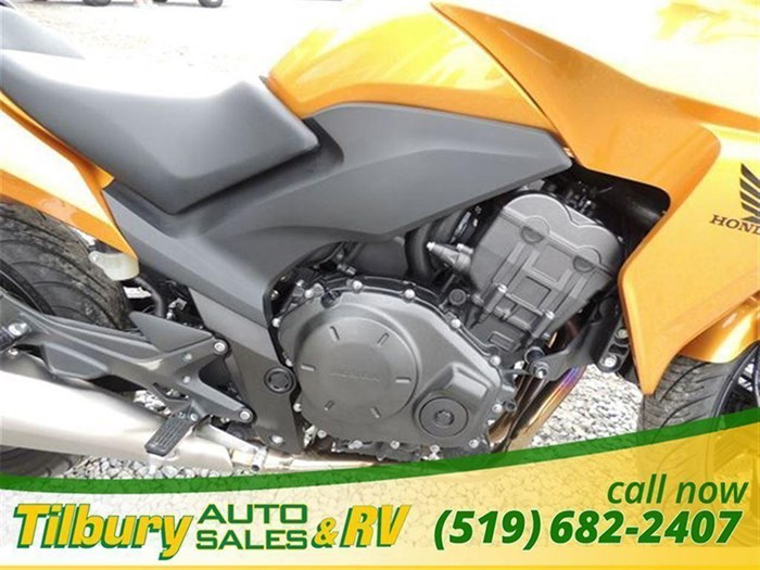 2010 Honda CBF1000 Photo 9 of 16
