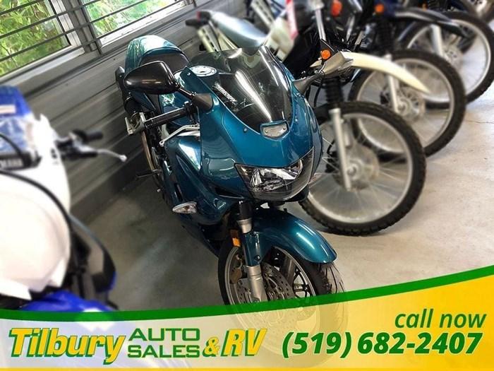 2000 Honda VTR1000F Photo 5 of 25