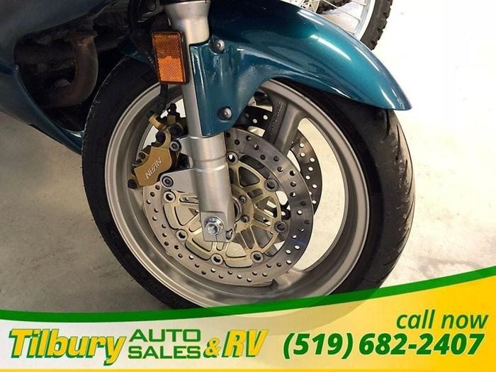 2000 Honda VTR1000F Photo 6 of 25