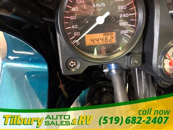 2000 Honda VTR1000F Photo 9 of 25