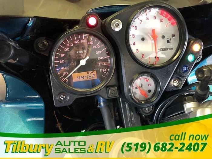 2000 Honda VTR1000F Photo 23 of 25