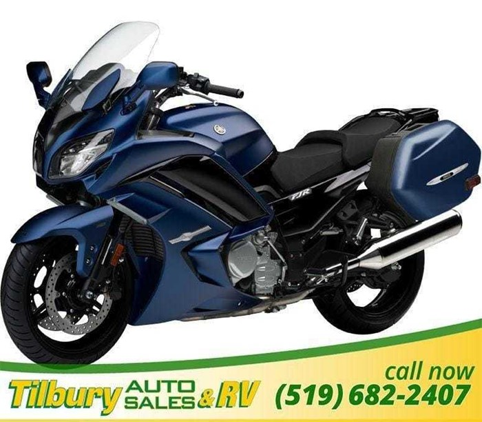 2018 Yamaha FJR1300ES Photo 1 of 7