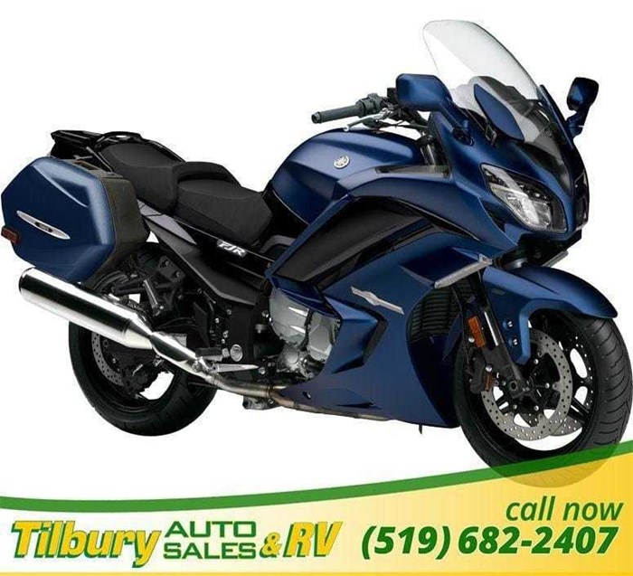 2018 Yamaha FJR1300ES Photo 4 of 7