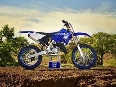 2019 Yamaha YZ125 (2-Stroke) Photo 1 of 1