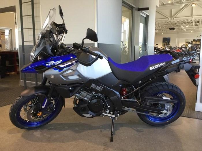 2019 Suzuki V-Strom 1000X ABS Photo 3 of 5