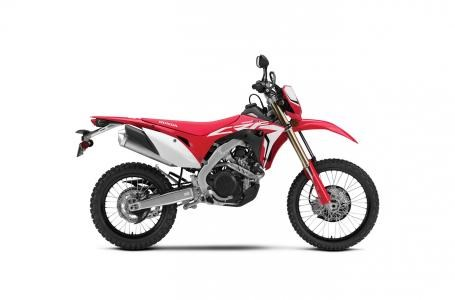 2019 Honda CRF450L Photo 1 of 10