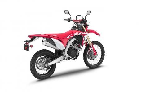 2019 Honda CRF450L Photo 2 of 10