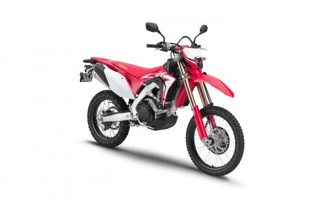 2019 Honda CRF450L Photo 3 of 10