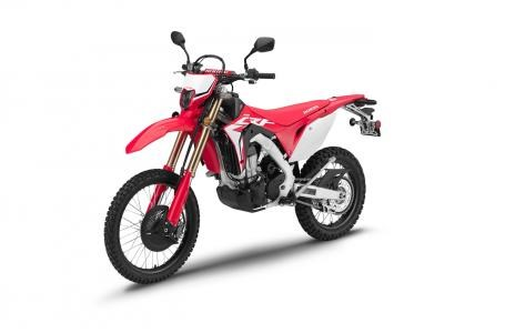 2019 Honda CRF450L Photo 4 of 10