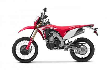 2019 Honda CRF450L Photo 7 of 10