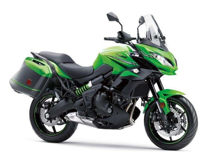 2019 KAWASAKI VERSYS 650 ABS LT Photo 2 of 7