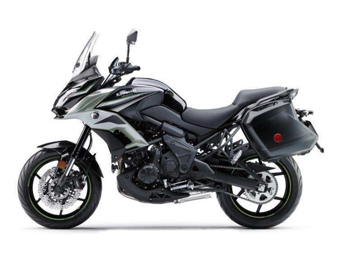 2019 KAWASAKI VERSYS 650 ABS LT Photo 4 of 7