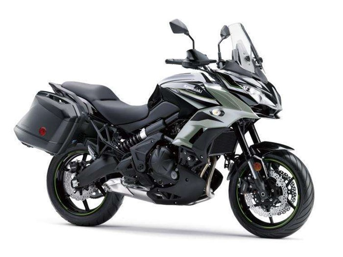 2019 KAWASAKI VERSYS 650 ABS LT Photo 5 of 7