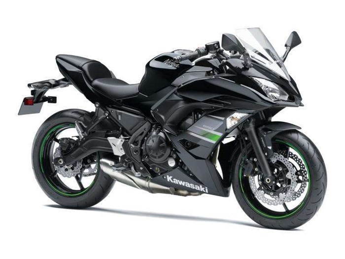 2019 KAWASAKI NINJA 650 ABS Photo 2 of 4