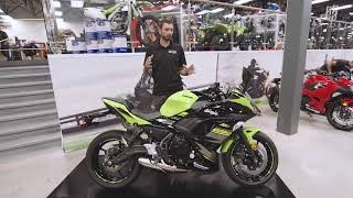 2019 KAWASAKI NINJA 650 ABS Photo 4 of 4