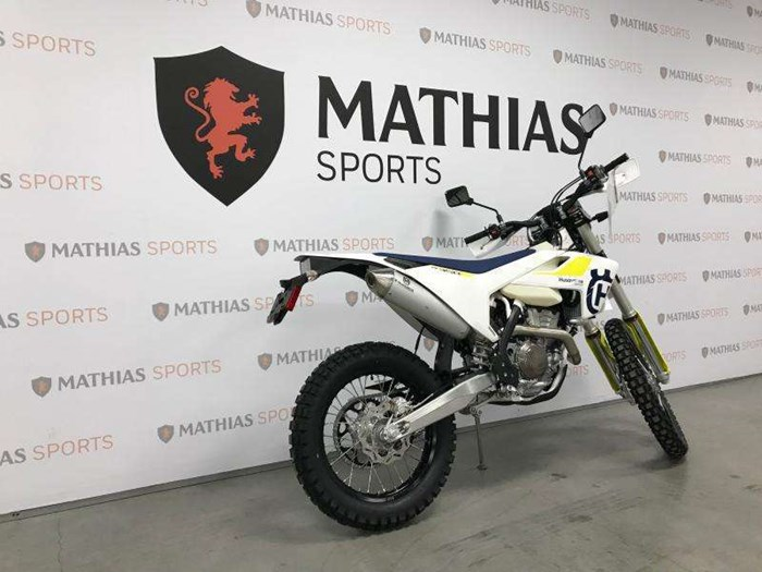 2019 HUSQVARNA FE 350 Photo 2 of 12
