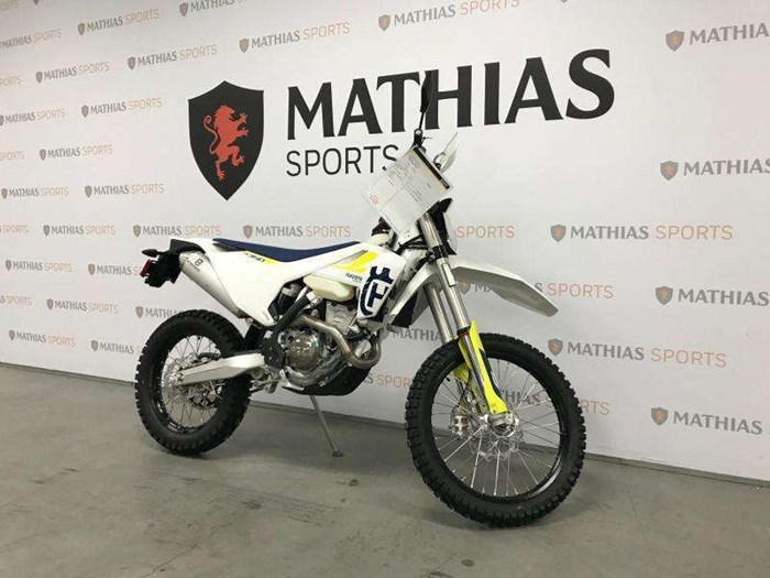2019 HUSQVARNA FE 350 Photo 3 of 12