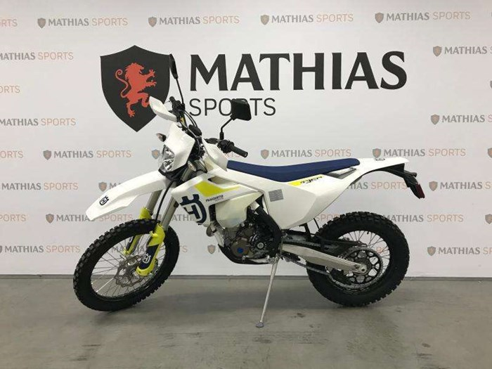 2019 HUSQVARNA FE 350 Photo 4 of 12