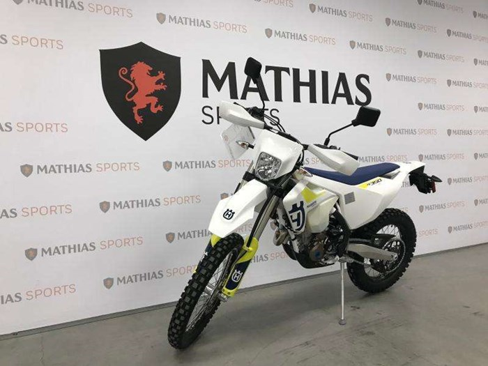 2019 HUSQVARNA FE 350 Photo 5 of 12